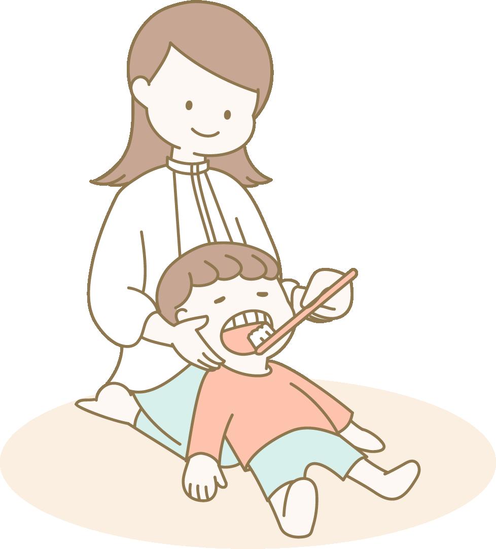 1~3歳 乳幼児期